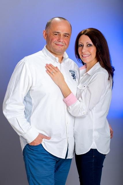 Lyubo and Tanya Petkov